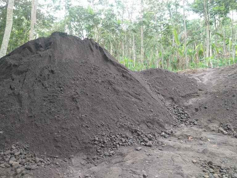 Pasir Merapi Murah Wonogiri Rp 1.400.000