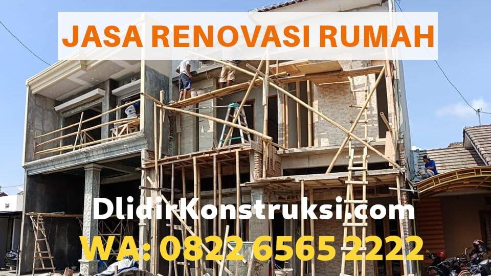 Jasa renovasi rumah bersama kontraktor bangunan Semarang terpercaya