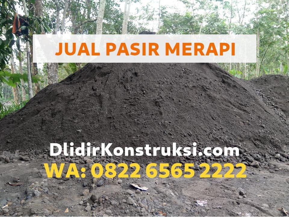 Jual Pasir Merapi Semarang Harga per Truk (Rit) Murah