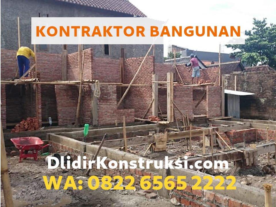 Kontraktor bangunan Sukoharjo dengan bahan bangunan berkualitas dan harga terjangkau
