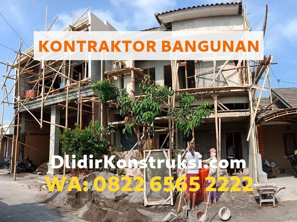 Kontraktor bangunan atau jasa pemborong bangunan di Kartasura untuk bangun rumah dengan biaya terjangkau
