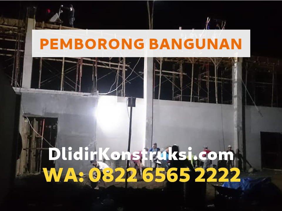 Biaya Borong Bangunan per Meter dari Jasa Kontraktor Bangun Rumah Sukoharjo Temurah