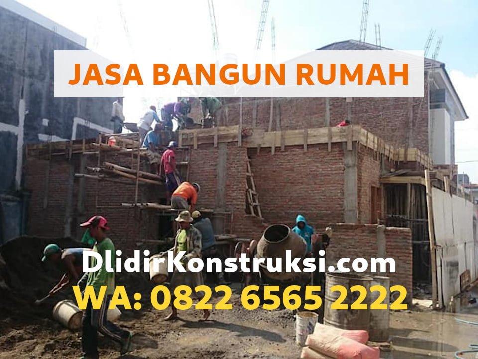 Menghitung biaya bangun rumah per meter termurah kontraktor bangun rumah Semarang