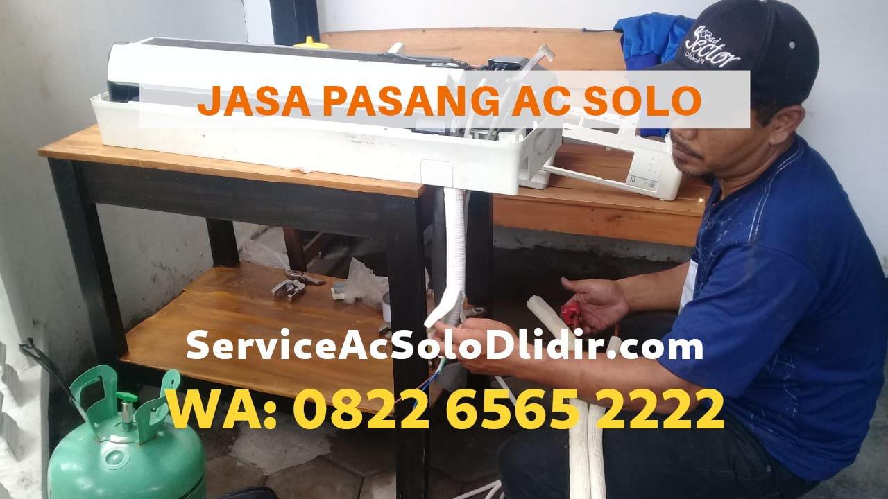 Jasa Pasang AC Solo Berdedikasi untuk Gedung Perkantoran, Hotel, Rumah Sakit, dan Mal