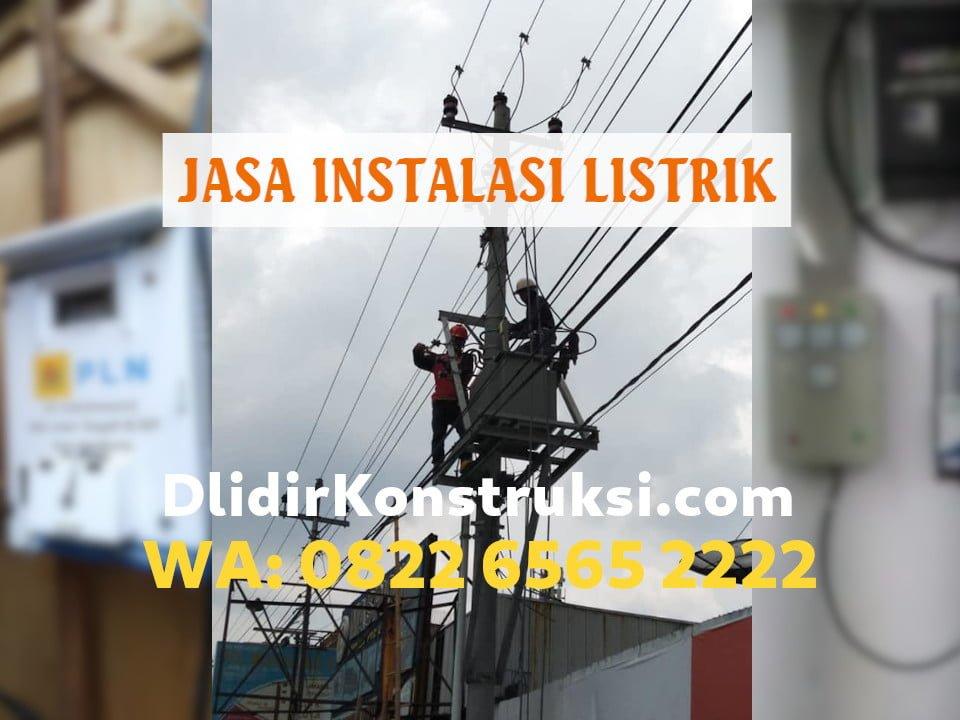 Kontraktor listrik PLN jasa instalasi pasang listrik terpercaya dan bergaransi area Semarang