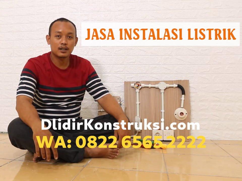 Teknisi Listrik Semarang Berpengalaman Jujur dan Amanah Dlidir Konstruksi