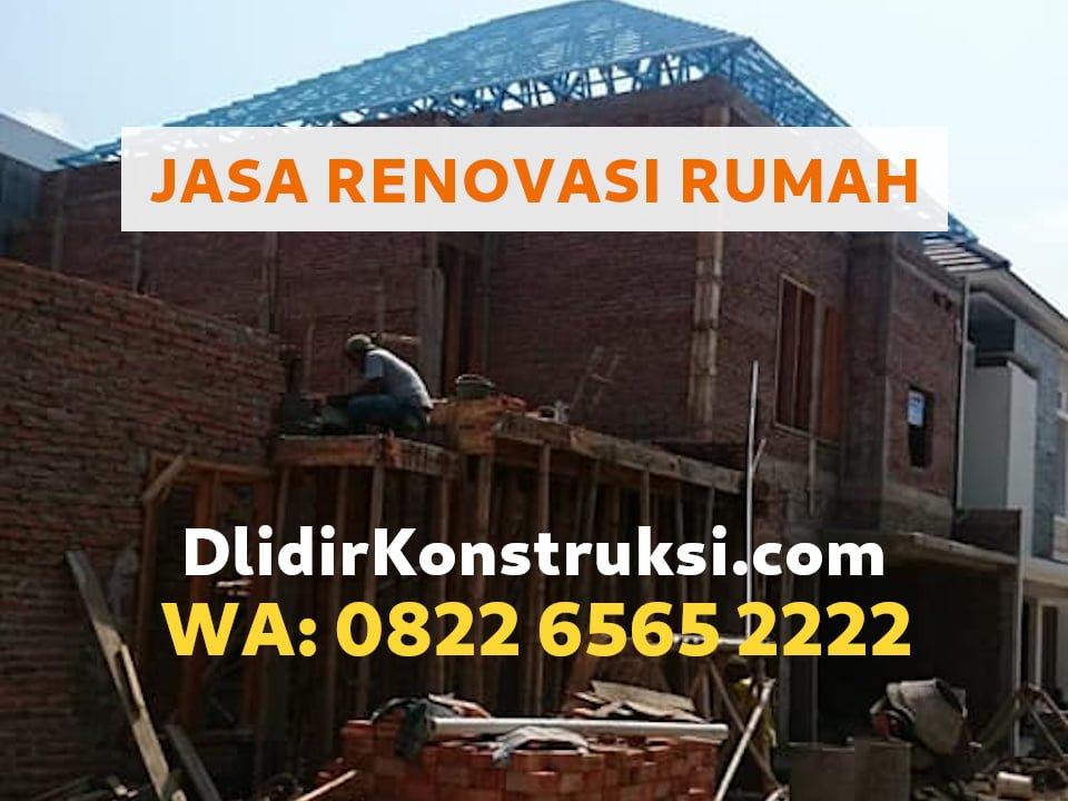 Jasa Renovasi Rumah Jogja Harga Terjangkau Kualitas Terpercaya