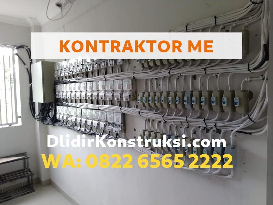 Perusahaan kontraktor mekanikal elektrikal (Kontraktor ME) terbaik di Semarang