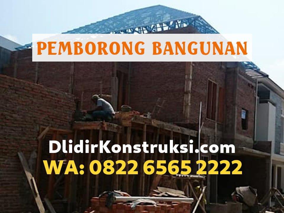 Jasa borong bangun rumah di Kendal yang menggunakan bahan bangunan dengan kualitas awet