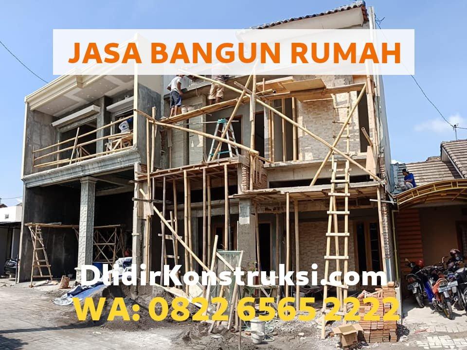 Kontraktor jasa bangun rumah Rembang berpengalaman hasil memuaskan