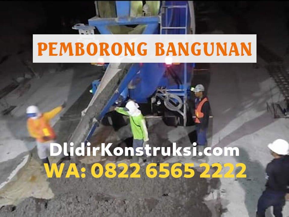 Jasa pemborong bangunan wilayah Rembang untuk proyek pembangunan rumah murah