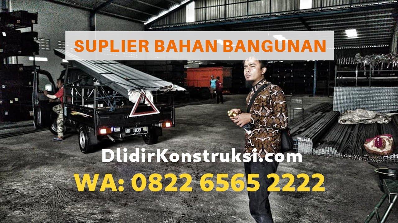 Distributor Bahan Bangunan Semarang Murah Terlengkap dan Berkualitas