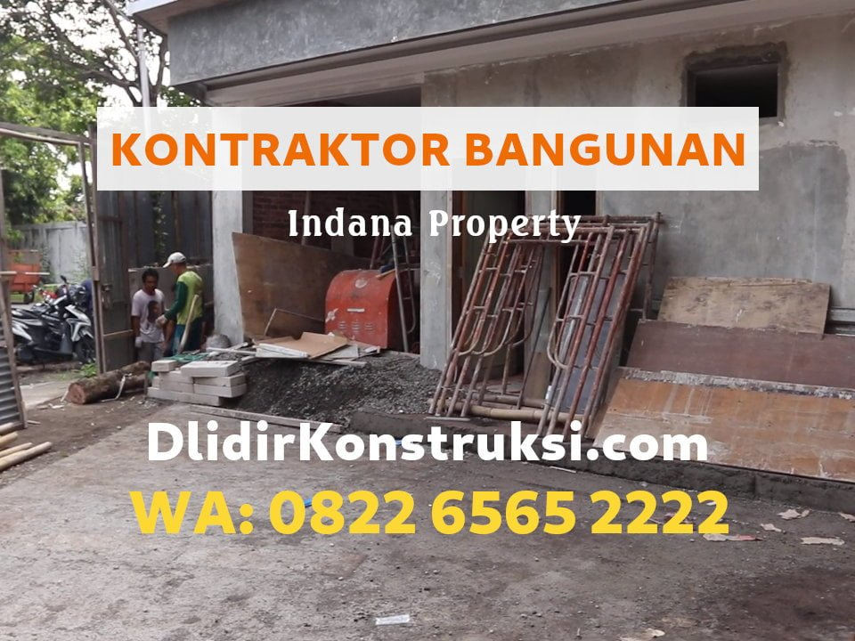 Kontraktor Bangunan di Sragen Jawa Tengah Harga Bersaing