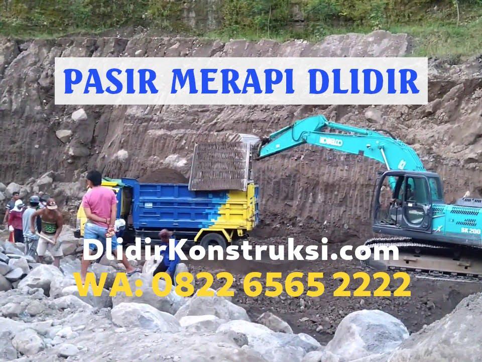 Harga Pasir Muntilan 2020 Terbaru di Dlidirkonstruksi