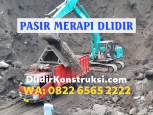 Harga Pasir Beton Pati per Truk untuk Batching Plant Ready Mix