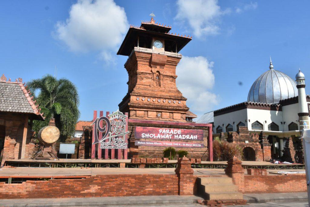 Masjid Menara Kudus - Jual Pasir Beton di Kudus Harga per Kubik Termurah