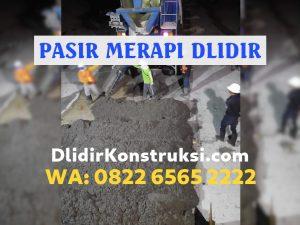 Harga Pasir Beton di Demak per 1 Truk untuk Batching Plant