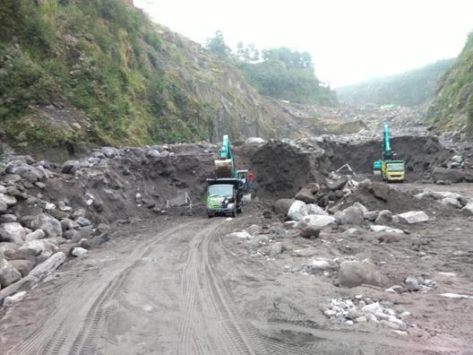 Harga Pasir Beton di Jepara per 1 Truk untuk Batching Plant
