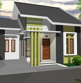 Pemborong Rumah Kampung Laut Cilacap murah